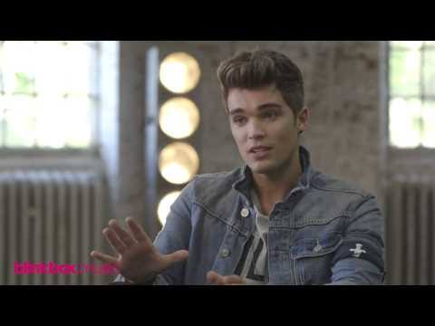 Union J's Josh interviewed by blinkbox Music