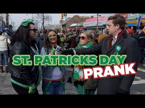 Should St. Patrick Be A Woman? (Prank News Network)
