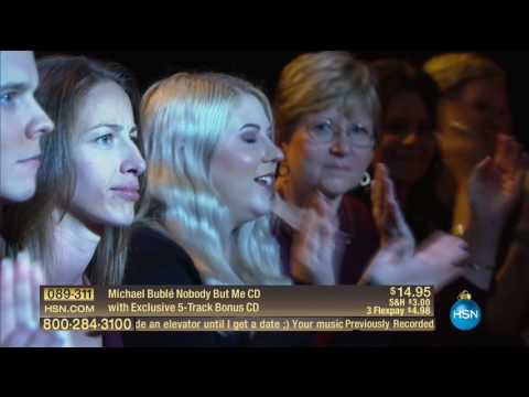 HSN   HSN Live Presents Michael Buble 10.25.2016 - 05 AM
