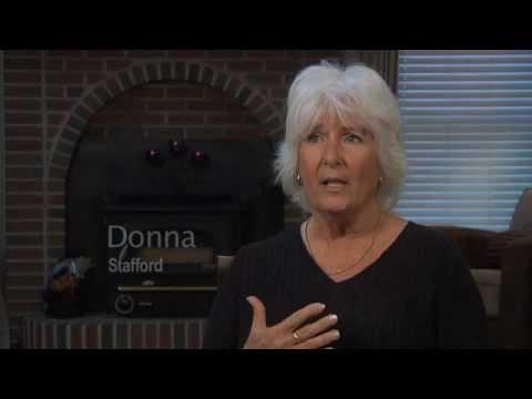 """My guardian angel,"" Donna's Story, Stafford Hospital, Virginia"