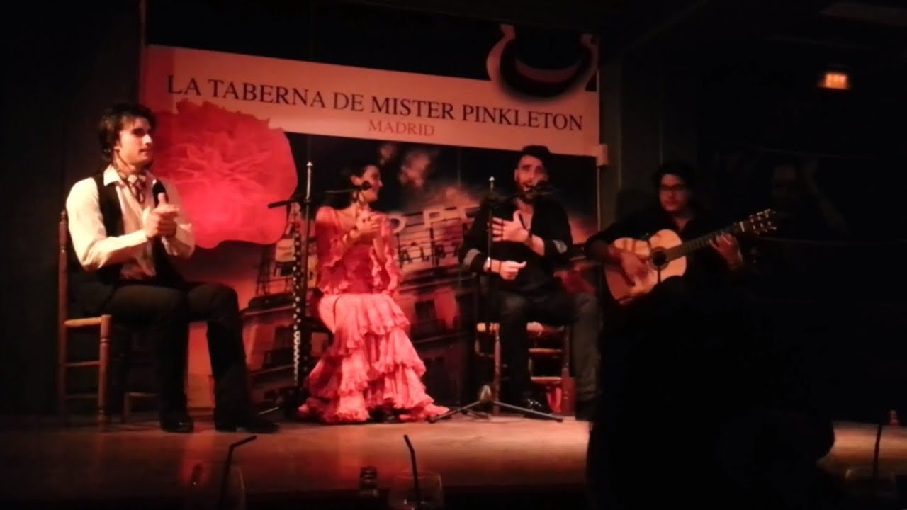 Flamenco, muzica traditionala spaniola #Madrid, #Spania