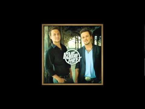 Town Drunk - Love and Theft (FULL SONG)