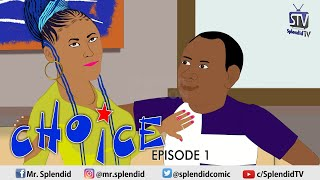 Download Splendid Cartoon Comedy - CHOICE EP2, WEB SERIES (Splendid TV Cartoon)