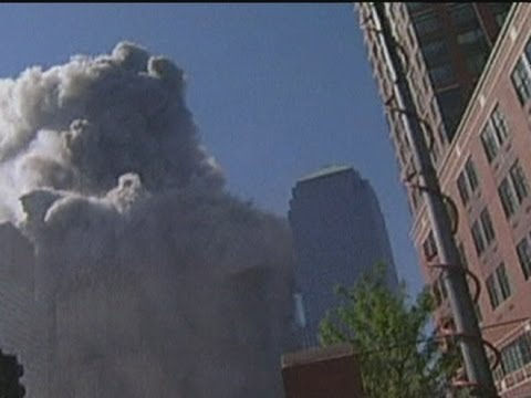 9/11 firefighter's miracle escape