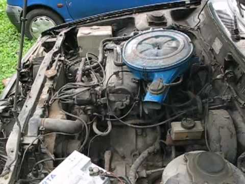 Mazda 626 Gc 87 After Carb Cleaning