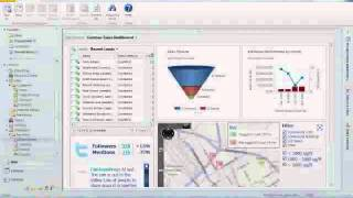 Microsoft CRM 2011 - Connected Cloud Demo