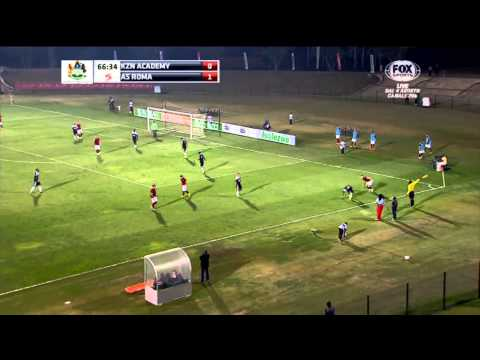 Primavera. Torneo di Durban. KZN Academy - Roma. 2o tempo