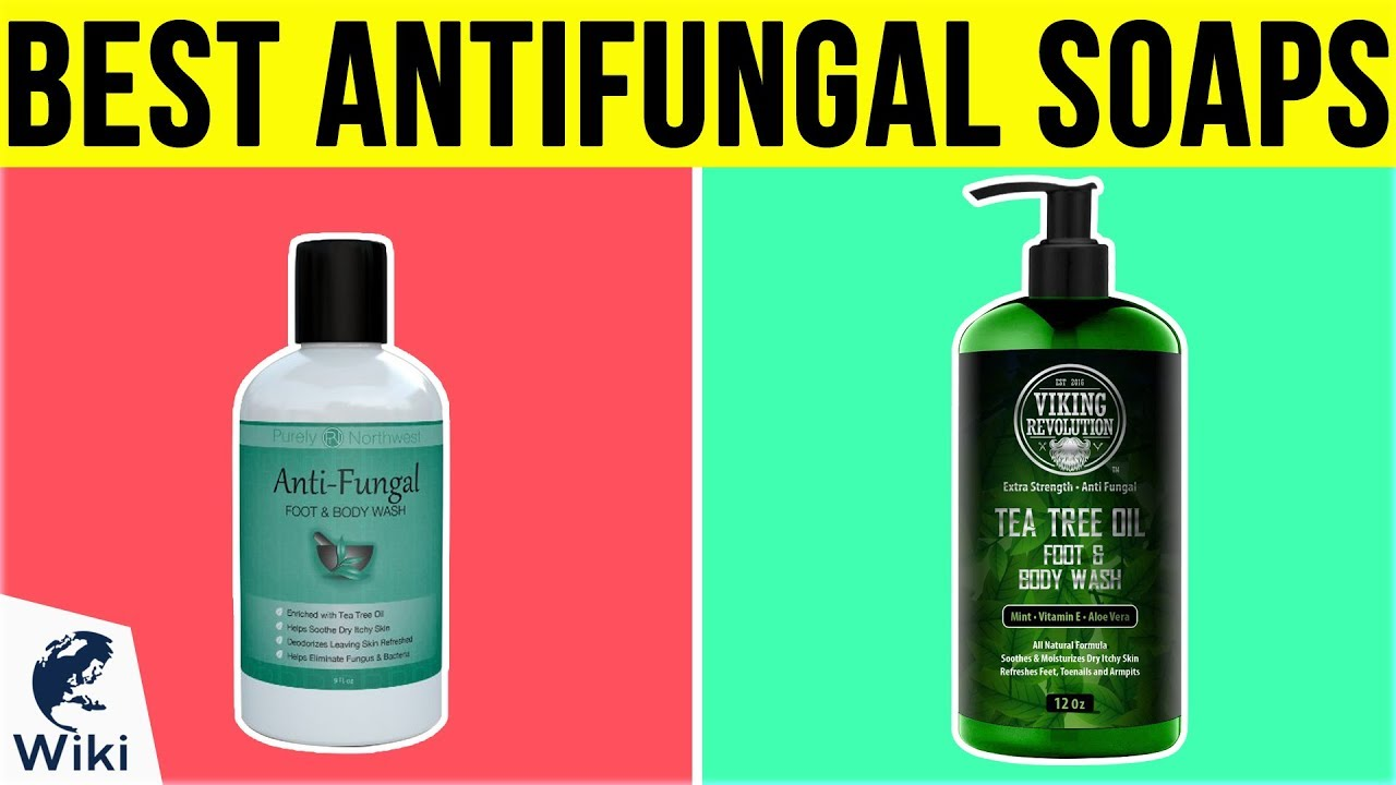 medicated body wash for fungal infection
