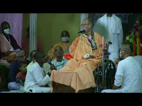 HH Jayapataka Swami on 02 March 2018