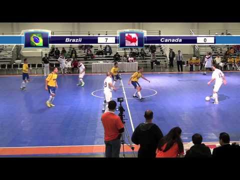 Canada vs Brazil (NJ)