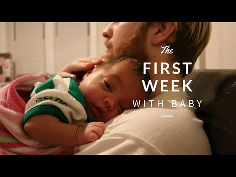 First Week With Baby| Entering the New Year - Vlog