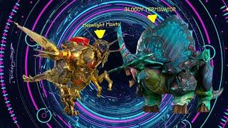 JMW Dino War 32- Playing with …