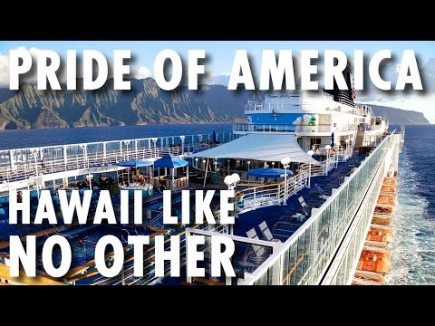Pride Of America Experience Hawaii Like On No Other Cruise - Cruise to hawaii