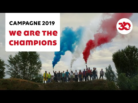 WE ARE THE CHAMPIONS [Campagne Fondation 30 Millions d'Amis 2019 - France]