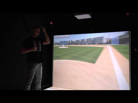 Troy Tulowitzki + Jason Giambi Try EON Sports VR