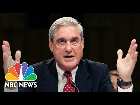 Justice Dept. Appoints Special Counsel To Oversee Russian Probe | NBC News