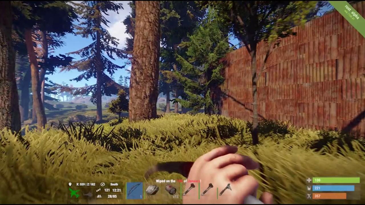 Hasil gambar untuk rust gameplay hd