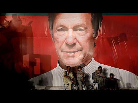 euronews (en français): Pakistan : Imran Khan Premier ministre