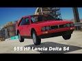Extreme Power, No Handling (Autocross) - 1986 Lancia Delta S4 (Forza Horizon 3)