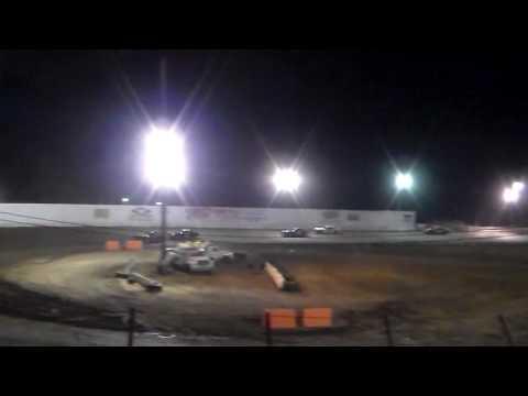 Pure Stock Main Event - Barona Speedway 4/22/17
