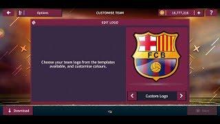 ... dream league soccer 2019 beginner - import logo fc barcelona 2019-2020 so...
