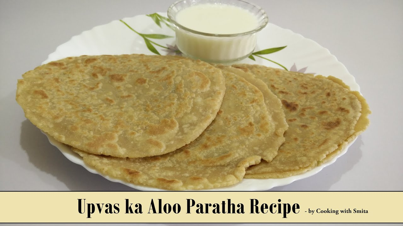 Upvas ka aloo paratha recipe in hindi by cooking with smita upvas ka aloo paratha recipe in hindi by cooking with smita fasting food recipe rajgira paratha forumfinder Image collections