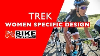 Trek Silque models with Bike Switzerland