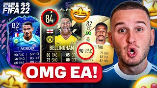 OMG YEEES EA!😱 DAS WIRD HEFTIG - FIFA 22 TOTW BOOST 🔥🔥