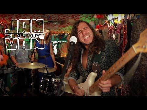 """GENE JR & THE FAMILY - """"Hustlin'"""" (Live In Joshua Tree, CA 2015) #JAMINTHEVAN"""