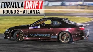 My Second Pro-2 Drift Comp - ATLANTA DOWNPOUR
