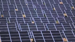 Производство солнечных модулей в компании