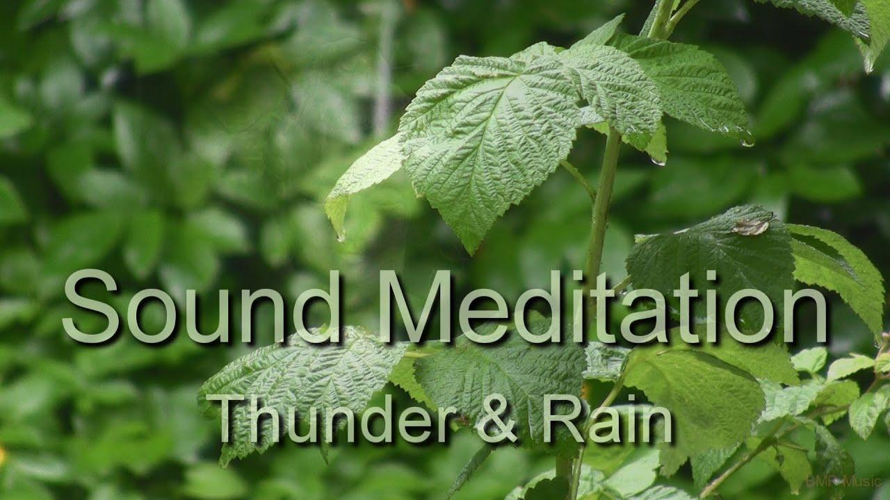 Thunder Amp Rain
