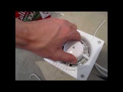 установка вентилятора в туалет вытяжка принудительная