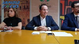 Sfiducia sindaco Ciampi, la conferenza stampa del gruppo Mai Più