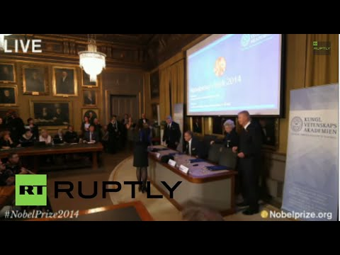 LIVE: Nobel Committee reveals winner of Nobel Prize in Literature