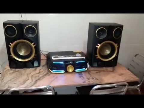 Mini system Philips fx50x78