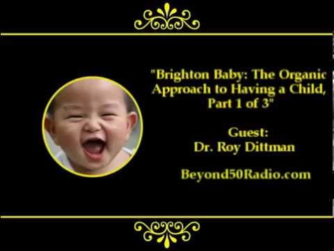 Brighton Baby: The Organic Approach to Having a Child (Part 1 of 3)