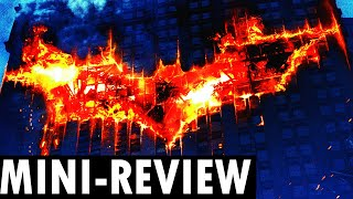 The Dark Knight | Critically Quick Review