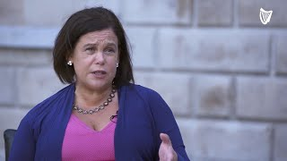 Exclusive: Mary Lou McDonald responds to claims of 'shadowy' Sinn Féin structure
