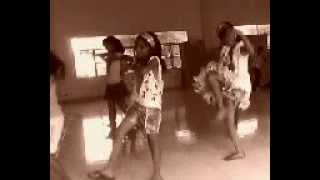 SANTA LUCIA: comedy dance of what makes you beautiful with brother arnold.avi
