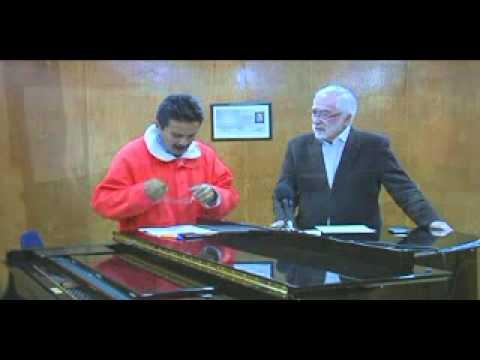 La verdad sobre la mesa, entrevista  al maestro  Luis Fèlix Serrano músico y compositor zacatecano