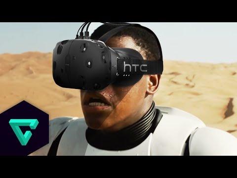Star Citizen : VR Technology & Immersive Gameplay | Valve Vive | Oculus Rift
