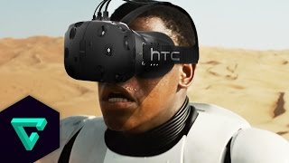 Star Citizen : VR Technology & Immersive Gameplay | Valve Vive | Oculus Rift