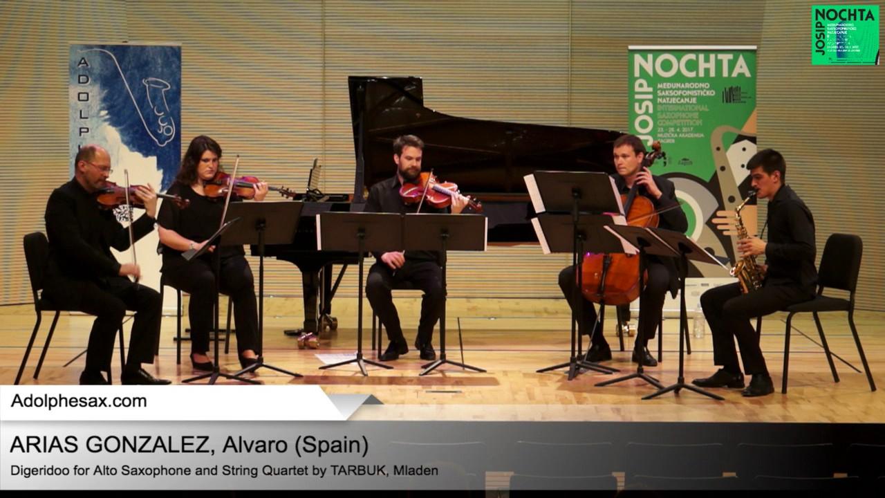 Digeridoo by TARBUK, Mladen   Alvaro ARIAS GONZALEZ Spain