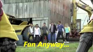 Power Rangers Samurai Everyday Fun Video+Lyrics