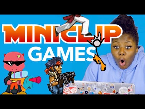 Playing Old Miniclip Games