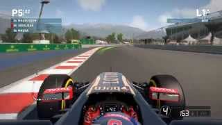 F1 2014 Gameplay PC PL 720p SmokTV HD