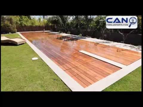 Quand votre terrasse se transforme en…piscine - YouTube