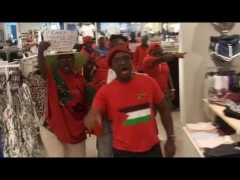 H&M South Africans Knocked Down Clothing Racks And Mannequins Over Monkey Hoodie Ad