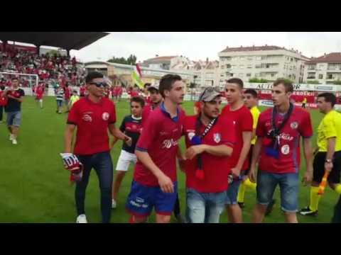 El Deportivo Aragón impide el ascenso del Calahorra en primera ronda